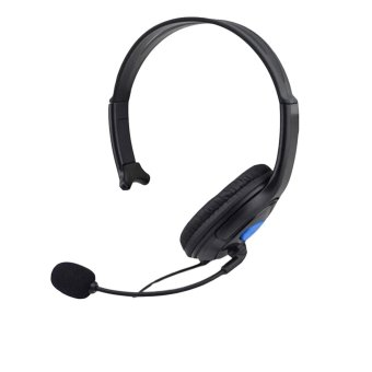 Harga USB Essential Surround Sound Gaming Headset for PC/Mac/PS4/PS3 (Black/Blue)