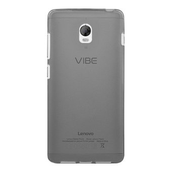 Harga Silicone Case for Lenovo Vibe P1 (Black) - intl