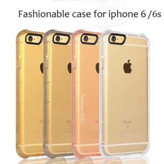 Slim Source Harga Case Anti Shock Anti Crack For Iphone 6 6s Clear .