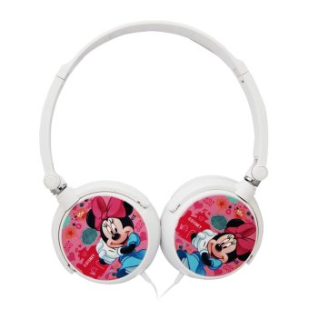 Harga Disney Multimedia Headphone with Crystal Sound Tech Minnie Hug