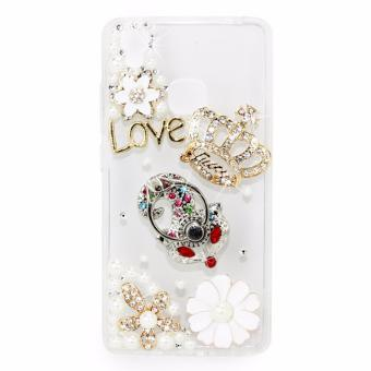 Soft Tpu 3d Embossed Painting Cover Case For Vivo V3 Maxblack Skully Intl . Source ·