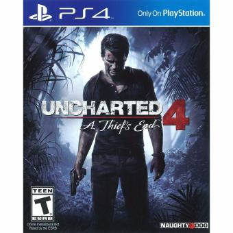Harga Sony PS4 Games Uncharted 4: A Thief's End