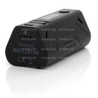 Harga Smoant Battlestar TC Mod 200W - BLACK [Authentic]