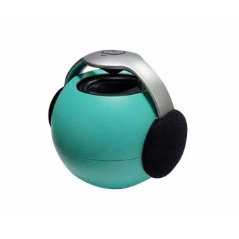 Harga Speaker Bluetooth YOYO - Green