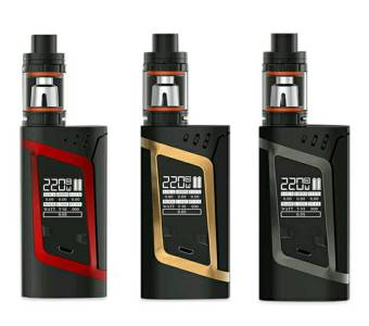 Harga SMOK Alien Kit with TFV8 Baby Authentic