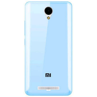 Harga Accessories Hp For Xiaomi Redmi Note 2 Softcase Ultrathin - Biru Clear