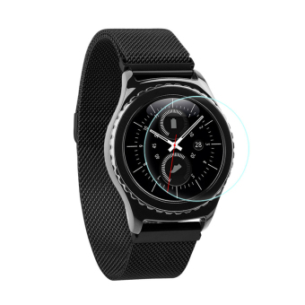 Harga Tempered Glass Screen Protector for For Samsung Gear S3 - intl