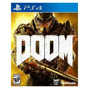 Harga PS4 Game DOOM