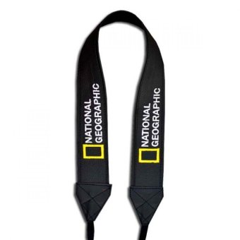 Harga Third Party Strap Kamera National Geographic - Hitam