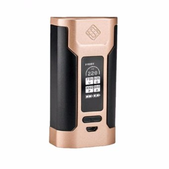 Harga Wismec Predator 228W Box Mod ONLY Authentic