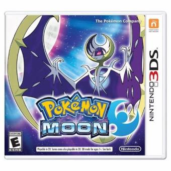 Harga Nintendo 3DS Pokemon Moon Version