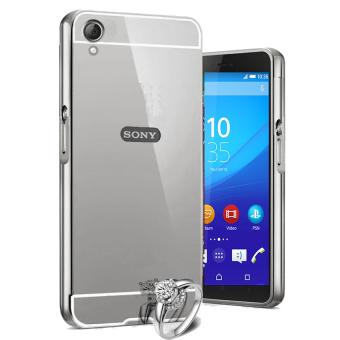 ... Aluminium Bumper Backcase Mirror Pc For Vivo Y15 Gold Daftar Harga Source Case untuk Sony