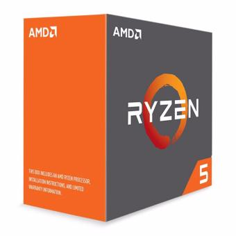 Harga AMD Ryzen 5 1600X 3.6Ghz Up To 4.0Ghz Cache 16MB 95W AM4 [Box] - 6 Core - YD160XBCAEWOF