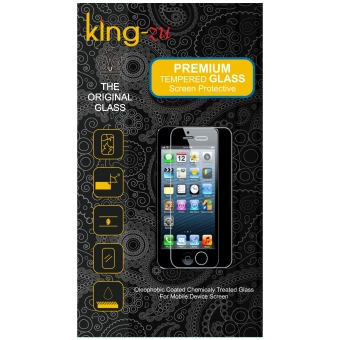 Harga King-Zu Iphone 6 Plus Tempered Glass - Anti Gores - Screen Protector