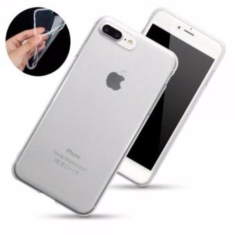 Harga Original Ultra Thin Case for Iphone7+ Plus - Putih Transparant