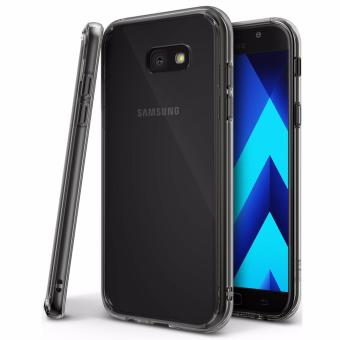 Harga Rearth Samsung Galaxy A5 (2017) Case Ringke Fusion - Smoke Black