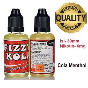 Gshop Premium E-Liquids 30ml ( Fizzy Kola ) 6mg Nicotine for Electronic Cigarettes
