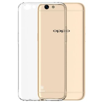 BASEUS Air Case for Oppo R9s Plus Clear TPU Mobile Phone Cover - intl