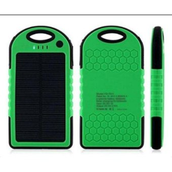 PROMOO...Power Bank Solar ( Tenaga Surya ) 80000 Mah ORIGINAL