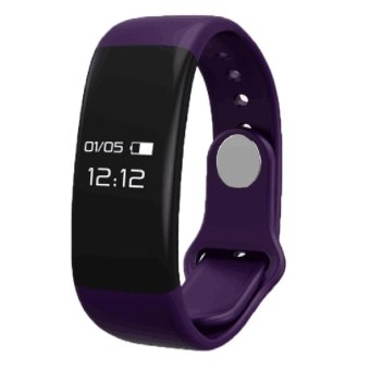 Harga MOUSEMI H30 Smart Bracelet Fitness Activity Pedemeter Tracker Bluetooth Smartband Heart Rate Monitor Waterproof Smart Wristband - intl