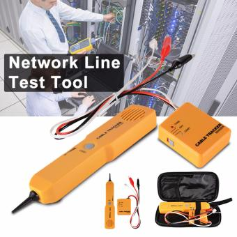 Harga XCSOURCE Handheld Telephone RJ11 Network Cable Wire Tracker Line Tracer Tester BI639 - intl