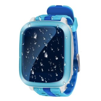 Harga IP67 Waterproof Touch Screen Kids Smart Watch LBS+WIFI+GPS+AGPS Locator Tracker SOS Call For iOS And Android - intl