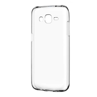 Harga Original Ultra Thin Case for Samsung Galaxy J3(2016)- Putih Transparant