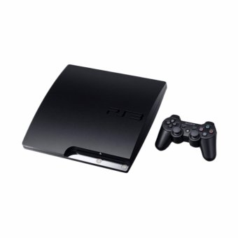 Harga Sony Playstation 3 Slim 320 GB Original Full Games PSN