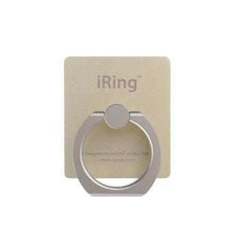 Harga iRIng Mobile Phone Stent - Standing Holder - Gold