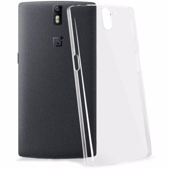 Harga Hardcase For One Plus One - Transparent