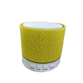Harga Sky Bluetooth Speaker with MP3 Player - Kuning