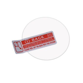 Tempered Glass Screen Protector Film for Moto 360 Smart Watch(46mm) - intl