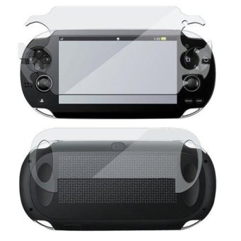 Harga Full Body Front & Back LCD Screen Protector for Sony PS Vita PSV PCH-1000 Series - intl