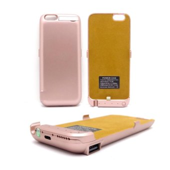 Bestchoise Powercase For iPhone 7 Plus 10000mAh - Rose Gold