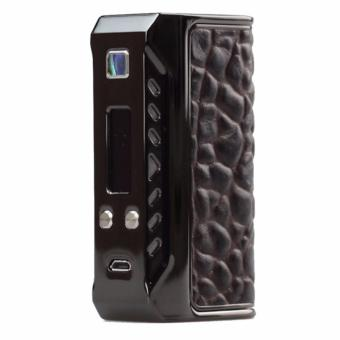 Harga Think Vape Finder DNA 75 TC Mod 75W [Authentic] - BLACK/COFFEE ELEPHANT