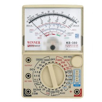 Harga Winner Multimeter KS-380 B