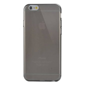 Harga Original Ultra Thin Case for Iphone 6/6s - Hitam Transparant