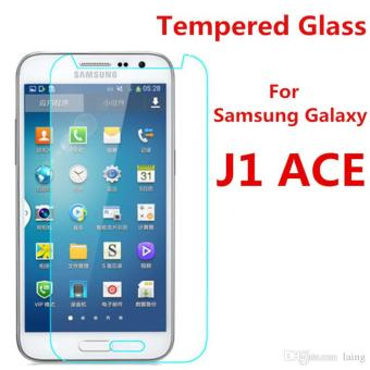 Harga Tempered Glass Samsung J1 Ace Anti Gores Kaca Screen Guard Protector (Clear)