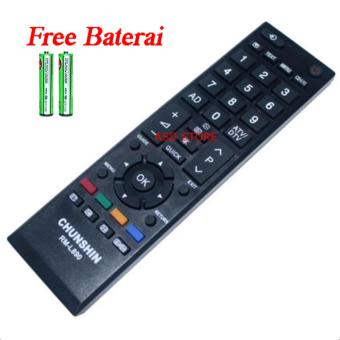 Harga Remote TV Toshiba Lcd Led