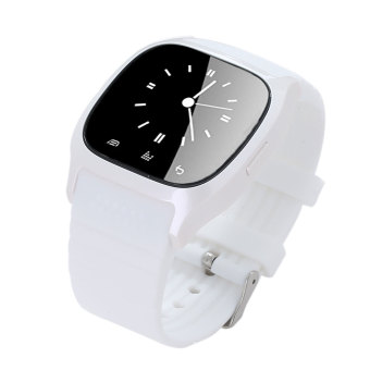 Harga Leegoal Bluetooth Smart Wrist Watch Android Mobile Phone Watch, White