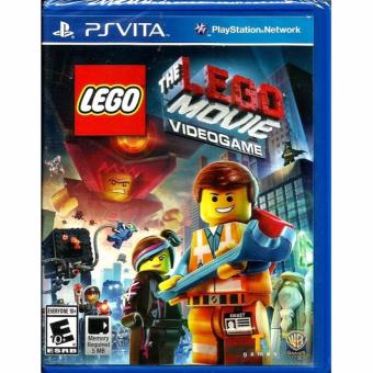 Harga Sony PS Vita - The LEGO Movie Videogame