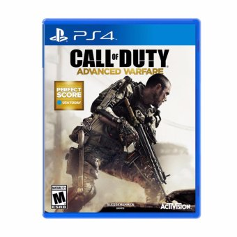 Harga Sony PS4 Games Call of Duty Advanced Warfare