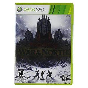Harga Lord of the Rings: War in the North - Xbox 360 - Intl