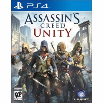 Harga Sony PS4 Games Assassin's Creed Unity