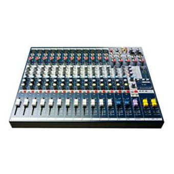 Harga Soundcraft Mixer Efx 12&Amp;#X000A;( 12 Channel)