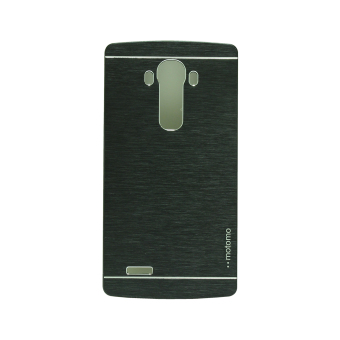 Harga Motomo Metal Case for LG G4 - Hitam