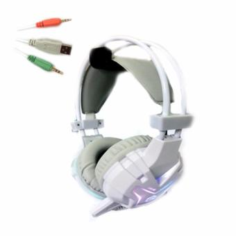 Harga Cyborg Gaming Headset CHG-55 Falcon - White