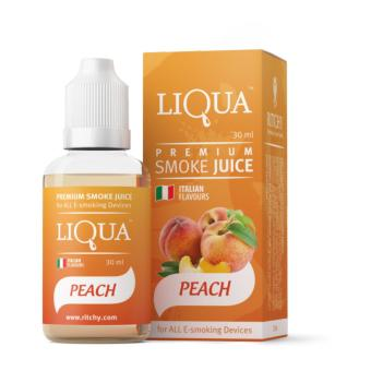 Harga E-Liquid Liqua Original Smoke Juice 30ml - Peach