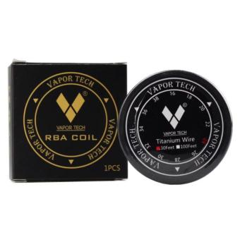 Harga Vapor Tech Kanthal A1 26awg 30feet - Authentic