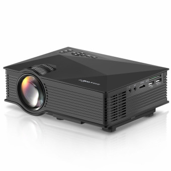 Harga Portable WiFi Projector BlitzWolf 1200 Lumens LED Wireless Home Theater EU - intl